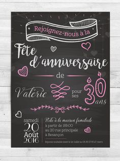 1000 ideas about carte anniversaire 40 ans on pinterest. Black Bedroom Furniture Sets. Home Design Ideas