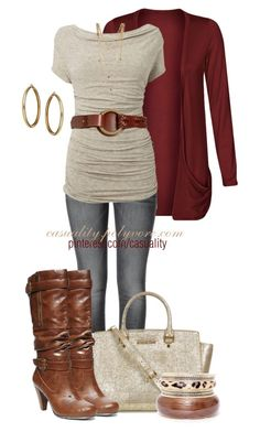 A fashion look from August 2013 featuring red top, jersey shirt and Hudson Jeans. Browse and shop related looks. Casual Outfits, Cute Outfits, Fashion Outfits, Womens Fashion, Casual Wear, Fashion Ideas, Fall Winter Outfits, Autumn Winter Fashion, Fall Fashion
