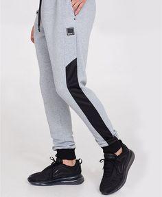 Cuffed Joggers, Jogger Pants, Sweatpants, Track Pants Mens, Pajamas Women, Sports Women, Pajama Set, Sportswear, Contrast