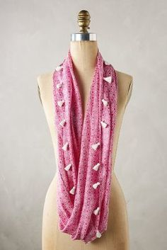 Anthropologie Safi Infinity Scarf #anthrofave