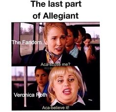 Divergent Funny pitch perfect mash!!!!!  DYING
