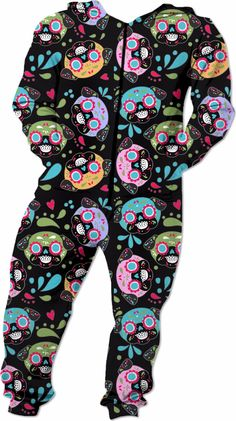 Check out my new product https://www.rageon.com/products/pug-sugar-skulls-pattern-onesie on RageOn!