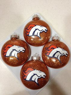 NFL Miami Dolphins Denver Broncos and Other by NylasGiftShoppe, $8.00