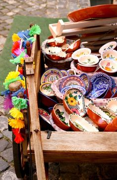 Portugal Pottery #Portugal #holidays #travel