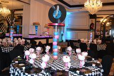 50's Themed Event Decor Party Perfect Boca Raton, FL 1(561)994-8833