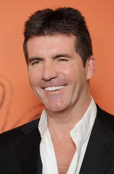 Simon Cowell, have to admit it. Not quite in the guys to love, however.