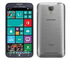 Samsung Ativ SE upcoming Windows smartphone!!