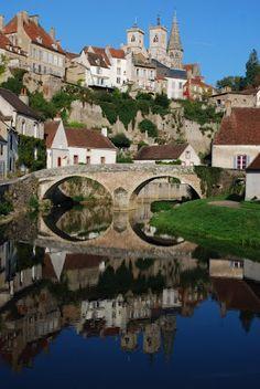 Semur-en-Auxois, France
