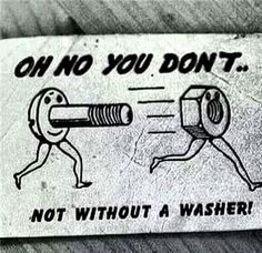 Need A Washer