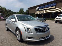 Used 2013 CADILLAC XTS Premium Sedan at Eddie Mercer Automotive in Pensacola, FL
