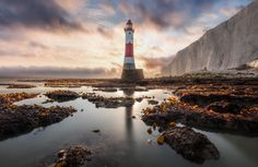 Lighthouse ~ England by Richard Beresford Harris on 500px