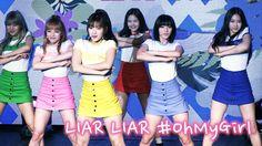 [2016.03.28] Oh My Girl (오마이걸) 라이어 라이어(LIAR LIAR)_상큼한 컴백 무대 #OhMyGirl