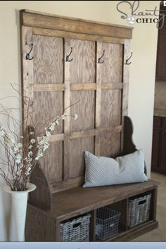 Beautiful Build An Entry Bench