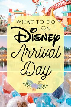 Disney Arrival Day- best things to do on your first day! - Disney Agent Shan - Disney World Tips and Tricks - Disney World Vacation Planning, Disney World Parks, Walt Disney World Vacations, Disneyland Trip, Disney Planning, Disney Worlds, Vacation Ideas, Disney World Tips And Tricks, Disney Tips