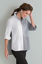 Patchwork Shirt by Planet   (Woven Shirt)