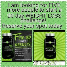 5 people to try this 90 day challenge. #thermofit #fatfighters #90daychallenge wrappedbyaddie.com 8305342510