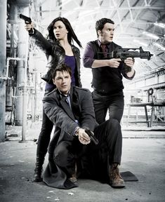 Torchwood: Children of the Earth - dare you not to cry your eyes out at this one :( but it is SOOO worth it.