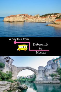 Looking for a day trip from Dubrovnik? Mostar is an amazing destination for the Famous bridge, the authentic old town and the amazing Bosnian food. A day trip to Mostar is amazing #mostar #dubrovnik #balkans #mostarbridge  Day trip to Mostar | Day trip from Dubrovnik | Mostar Bridge