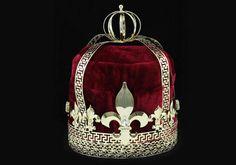 Kids Gold Kings Crown Nativité Déguisement Royal Bijoux Accessoire Prince