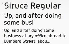 Siruca Regular  http://fontdeck.com/font/siruca/regular