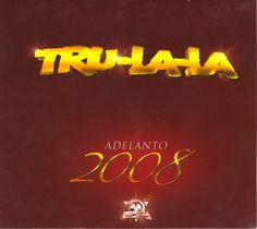 """""""Adelanto 2008"""", disco editado a fines de 2007, con las voces de David e Iván."""
