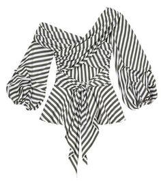 Johanna Ortiz: Santa Rosa Striped Top