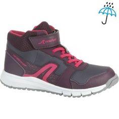 Protect 580 gyerek sportgyalogló cipő, szilvakék/rózsaszín
