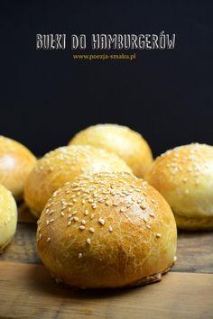 Bułki do hamburgerów Food Porn, Bread, Brot, Baking, Breads, Buns, Treats