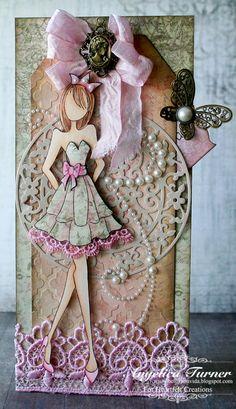 Card: Happy Birthday {Heartfelt Creations}