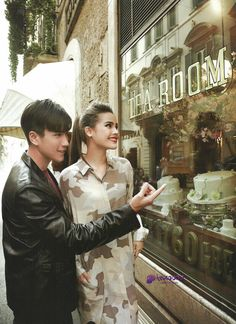 Sweet Couple, Love Couple, Thai Princess, Best Friend Drawings, My Love From The Star, Japanese Drama, Thai Drama, Actor Model, Woman Crush