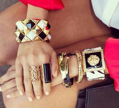 Haute n Rebellious #ArmCandy