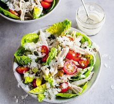 DR CLARE BAILEY with her Fast 800 toolkit to help you slim down with these super-satisfying salads 5 2 Diet Recipes 500 Calories, 800 Calorie Diet Plan, 800 Calorie Meal Plan, 300 Calories, Fast Food Diet, Different Salads, Fast Metabolism Diet, New Cooking, How To Cook Chicken
