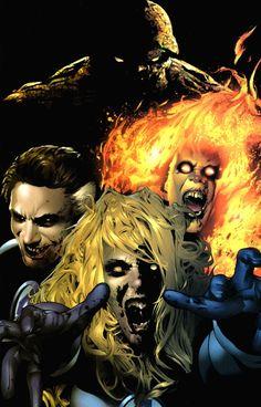 #marvel #zombies