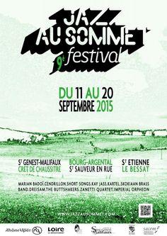 JAZZ AU SOMMET 9e festival, Saint-Genest-Malifaux (42660), Rhône-Alpes