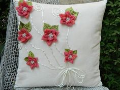 Original Boutique Handmade Pillow