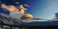Cloud over Alpine Utah February 2014 2