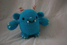 Mini monster by hiro-chan28.deviantart.com