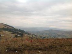 Still on the hill... whew! The grueling 8km #mandelamarathon
