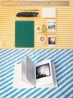 Make a tiny portfolio of your very best shots. It's like...