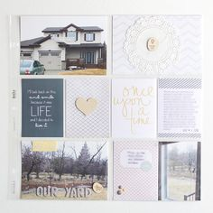 Child-Free Project Life | Favourite Layouts