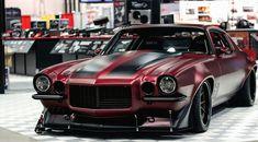 americanmusclepower:  1971 Pro Touring Camaro