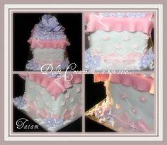 Mini cakes decorati