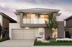 The Revena © Ben Trager Homes | Perth Display Home | Elevation