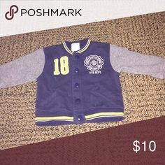 Button Up Jacket Gently used Osh Kosh Shirts & Tops Sweaters