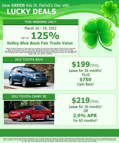 Lucky Deals For Those Looking A New Or Used Car In The Washington Dc Area Toyota Of Bowie Rocks