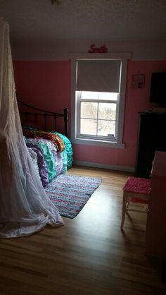 Emilys Shabby Chic bedroom