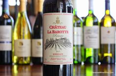 The Reverse Wine Snob: Warming Winter Reds Wine #5 - Chateau La Barotte Bordeaux Reserve 2011. A budget Bordeaux that ships free from a sponsor!  http://www.reversewinesnob.com/2015/02/chateau-la-barotte-bordeaux-reserve.html