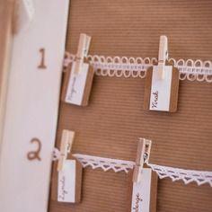 Plan de table  |mariage champêtre chic| ( 52 x 70 cm) format xl