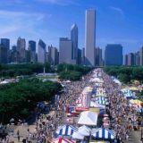Taste of Chicago Festival
