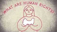 What are the universal human rights? - Benedetta Berti Today is International Human Rights Day 🤝 Here is a video you can watch with your that sums up its purposes and how it works 🌍 What Are Human Rights, Human Rights Essay, Human Rights Quotes, What Is Human, Declaration Of Human Rights, Esperanza Rising, 5th Grade Ela, Global Citizenship, World Geography